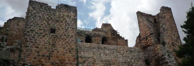 Un château moyenâgeux ...
