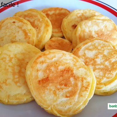 Blinis moelleux