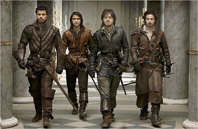 The Musketeers : Une nouvelle adaptation des Trois mousquetaires pour la BBC