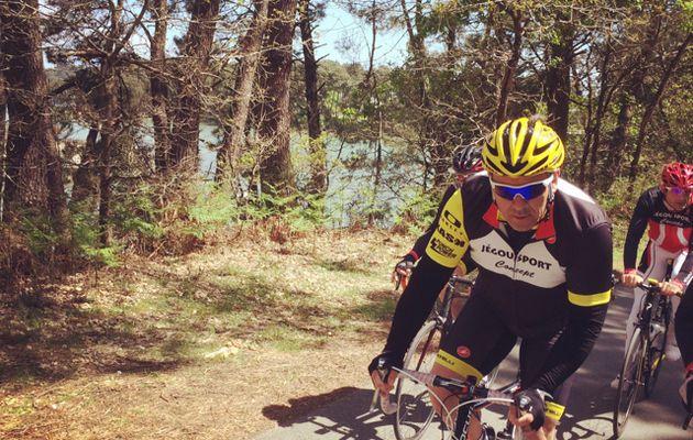 Stage Jégou sport, 1ere journée au Top...