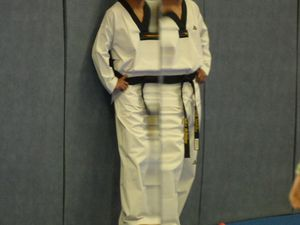 Stage Hapkido (05/08-09/08)