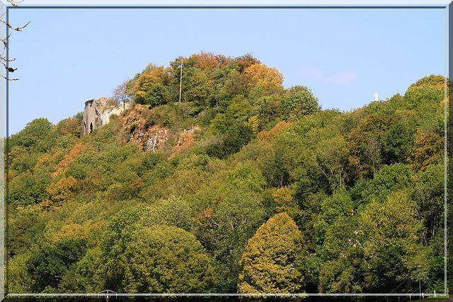 Diaporama château de Mirebel