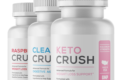 Keto Crush - 100% Natural & 99% Work This Supplemenet!