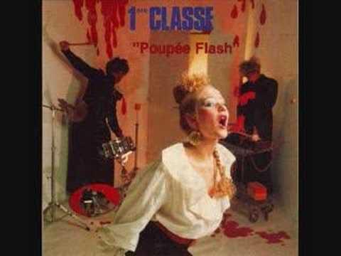 1ERE CLASSE - POUPEE FLASH