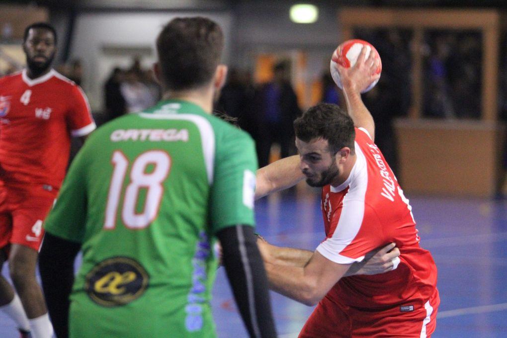 Les handballeurs vénissians ont créé l'une des surprises de ce 4e tour de Coupe de France