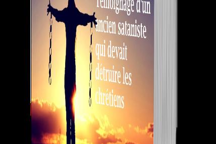 """Témoignage d'Emmanuel Amos, EX-AGENT de satan, ou ancien """"chasseur"""" de Chrétien !"""