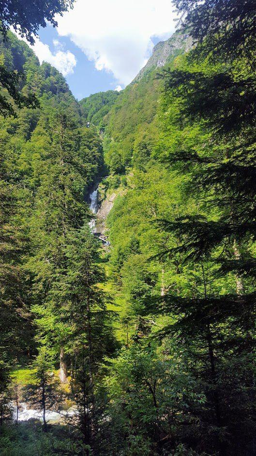 Cascade des Echelles