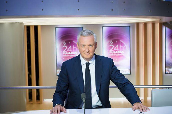 Bruno Le Maire (© LCI - Christophe Chevalin)