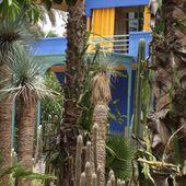Le jardin Majorelle - Dar Essattatia votre maison de location à Marrakech.