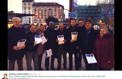 Sans honte, ils préparent l'Aulnay Bashing de Sarkozy