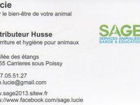 SAGE votre spécialiste en animalerie sur votre marché St Exupéry !