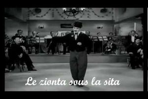 Lien ''les temps Modernes'' : Interrogation sur la/les parole/s grâce à Charlie Chaplin