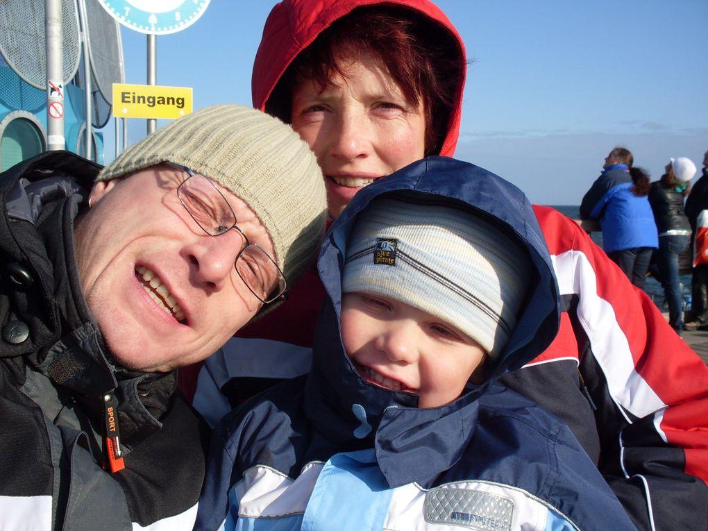 Unser Urlaub in Göhren auf der Insel Rügen im Oktober 2009