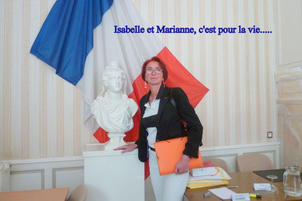 17 - Conseil municipal immersion succincte... - Second empire bal au musée Dupuy-Mestreau - Marchés romanesques - Police municipale sur deux roues
