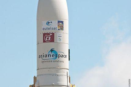 Ariane 5 ECA (EUTELSAT 21B et Star One C3)