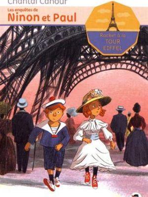 Les enquêtes de Ninon et Paul : Racket à la Tour Eiffel