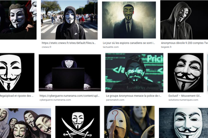 Anonymous piratent les emails SACEM