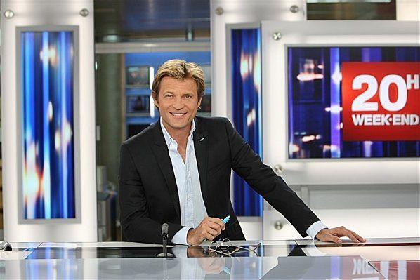 France 2: Invités reçus par Laurent Delahousse dans les JT ce week-end