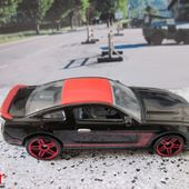 2012 MUSTANG BOSS 302 LAGUNA SECA HOT WHEELS 1/64 FORD MUSTANG BOSS 2012 - car-collector.net