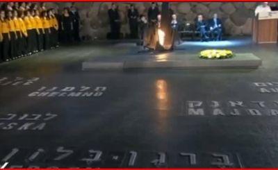 Pape François au Yad Vashem : L'Appel à Adam
