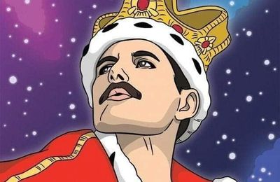 Happy birthday Freddie!