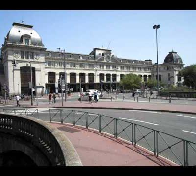 Un quai de gare à Toulouse