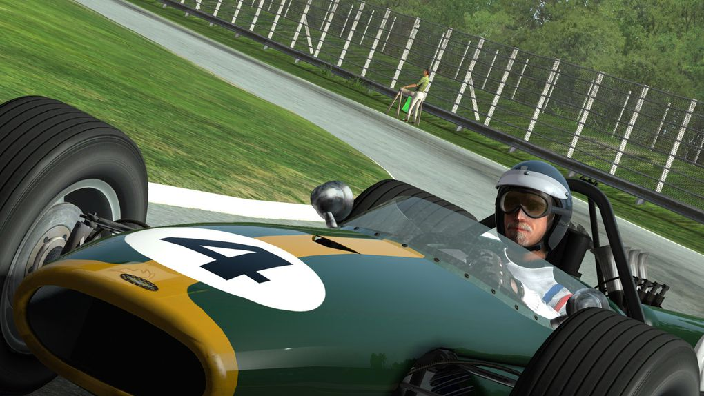 rFactor 2 : Brabham-Repco BT20 1.6 disponible !