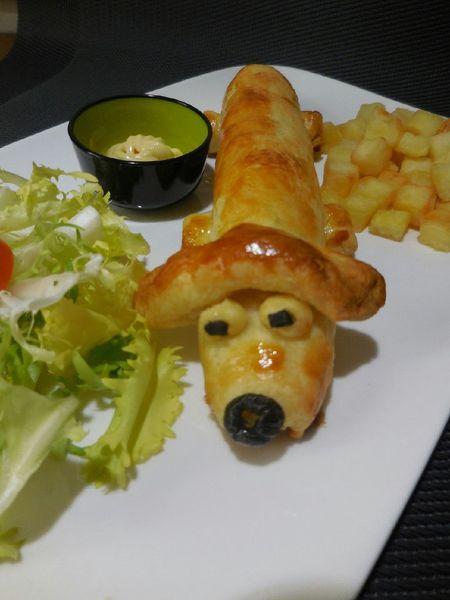 Hot Doggymouth