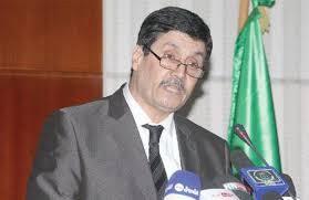 M. le Ministre Tayeb ZITOUNI