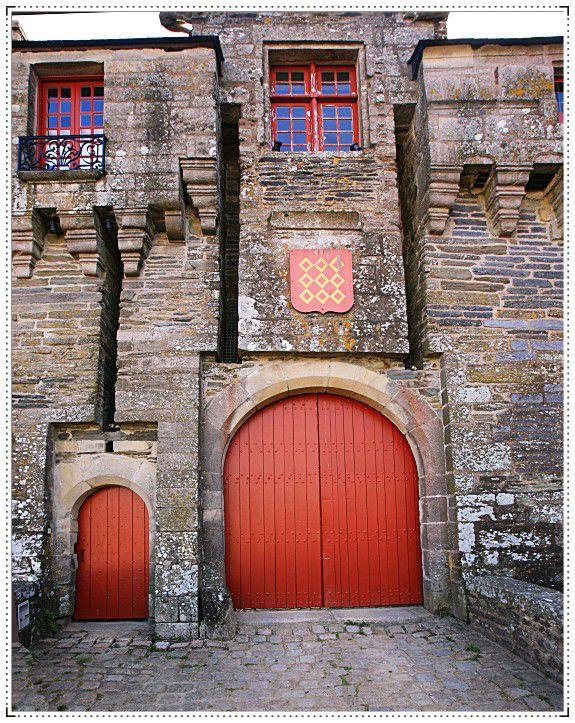 Diaporama château de Pontivy