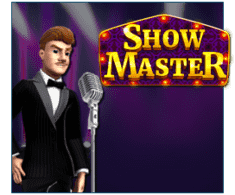 machine a sous Show Master logiciel Booming Games