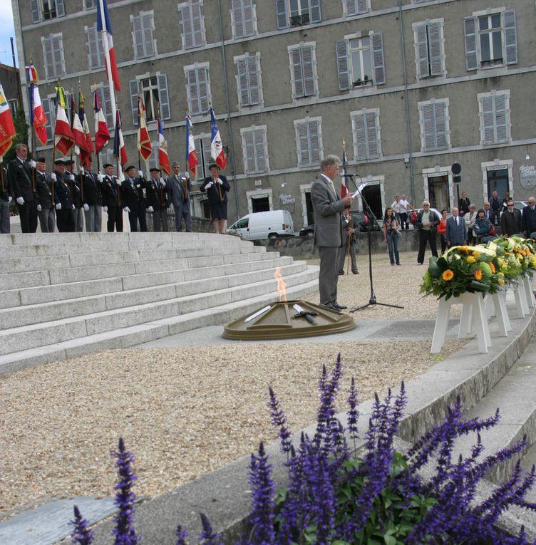 Quelques vues de la cérémonie.