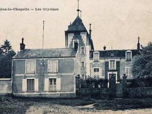Milon-la-Chapelle - La Mairie - Postée en 1928 Grande Rue - Lavoir - Postée en 1922 Tour d'Auvergne - Postée en 1938 les Glycines