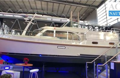 VIDEO - Linssen 35.0 AC, visite privée de 12 minutes !!