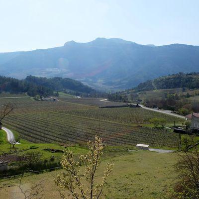 Le village de Barsac (2) : au pays des marnes et des vignobles / Balade dans la Drôme