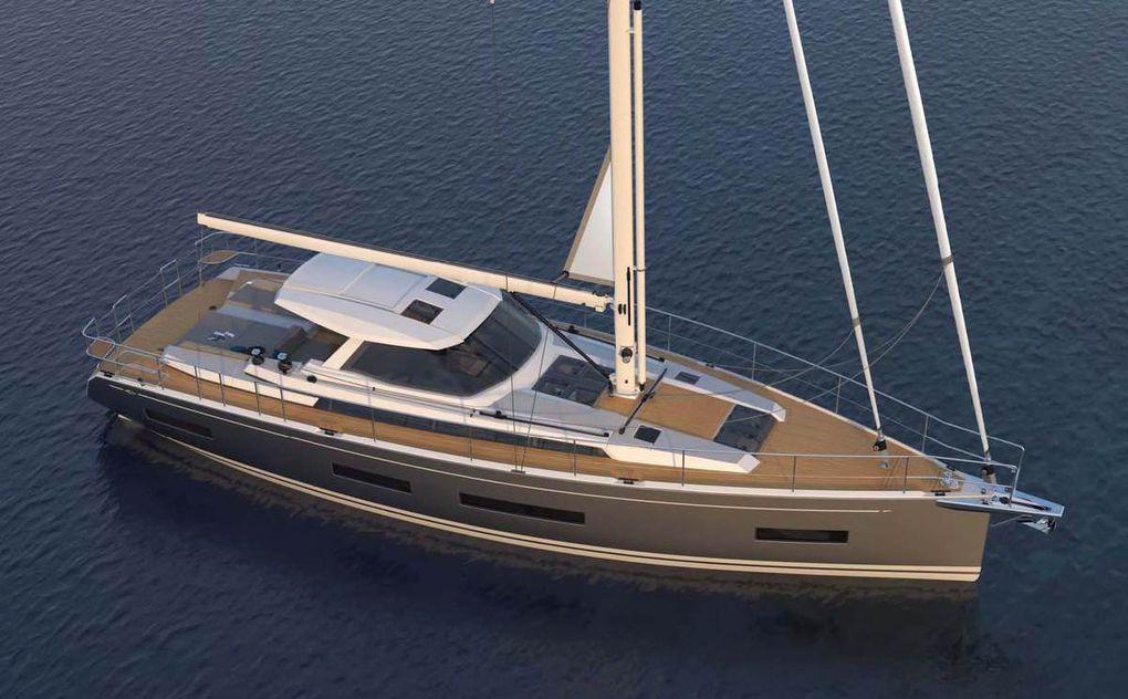 """L'Amel 50, vainqueur dans la catégorie """"Luxury Cruiser"""""""