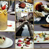 La cuisine fine et imaginative du P'TIT BATEAU à BEAUGENCY (Loiret) - VIVRE AUTREMENT VOS LOISIRS avec Clodelle