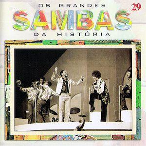 Os Grandes Sambas Da História Vol.29 (1997)