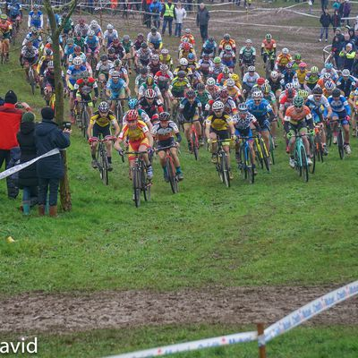 photos du national Cyclo cross