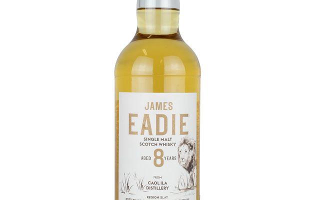 Caol Ila 8Y - James Eadie