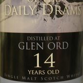Glen Ord 14Y The Nectar of the Daily Drams - Passion du Whisky