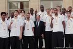 Fist fucking et salut nazi : Une photo de l'équipe de France de Basket affole les sionistes