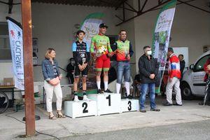 La 39 ème édition des Bloucles de l'Arnoult à Nieul les Saintes (17) organisé par l'A.C. Nieul les Saintes a vu la victoire finale remportée par Paul Boulay (La Roche sur Yon Vendée)  par Claude GREAU