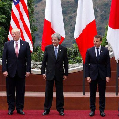 Instantanés diplomatiques - Partie 1 : Sommets des G7, G8 et G20