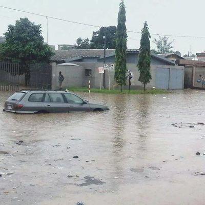 Innondation à Abidjan (Juin 2014)