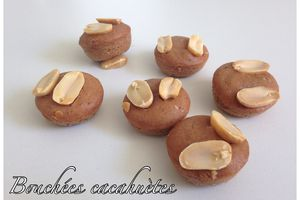 Bouchées cacahuètes