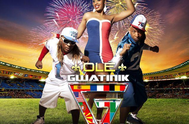 [DANCEHALL] GWATINIK - OLE - 2012
