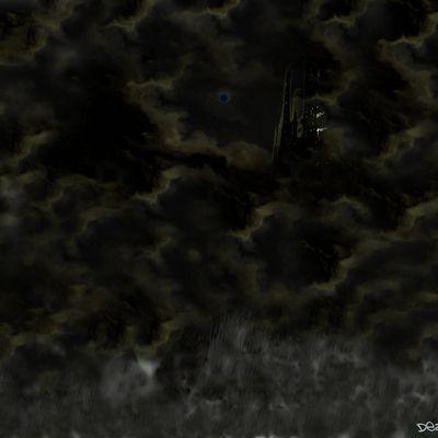Darkness Dezign-Style Wallpaper