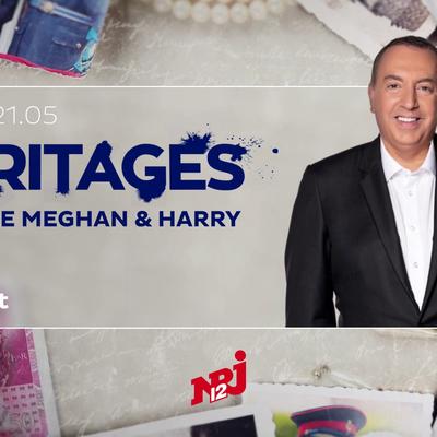 """Harry et Meghan - """"Heritages"""" spécial ce soir en direct à 21h05 sur NRJ12 : Le couple rebelle qui défie la reine"""