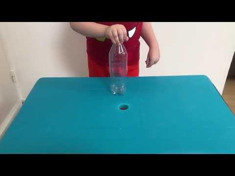 Tour de magie : La pièce qui traverse le bouchon de la bouteille
